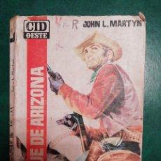 Tebeos: NOVELA DEL OESTE DE JOHN L.MARTYN. Lote 191864906