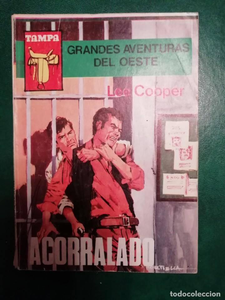 NOVELA DEL OESTE DE LEE COOPER (Tebeos y Comics - Ferma - Gran Oeste)