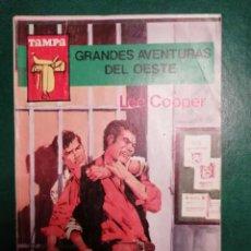 Tebeos: NOVELA DEL OESTE DE LEE COOPER. Lote 226114115
