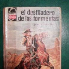 Tebeos: NOVELA DEL OESTE DE JOE SHERIDAN . Lote 191873781