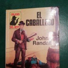 Tebeos: NOVELA DEL OESTE DE JOHN RANDALL. Lote 191874156