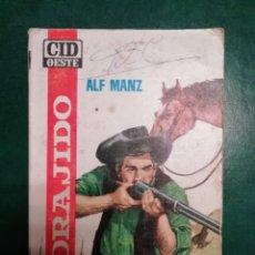 Tebeos: NOVELA DEL OESTE DE ALF MANZ . Lote 191877040