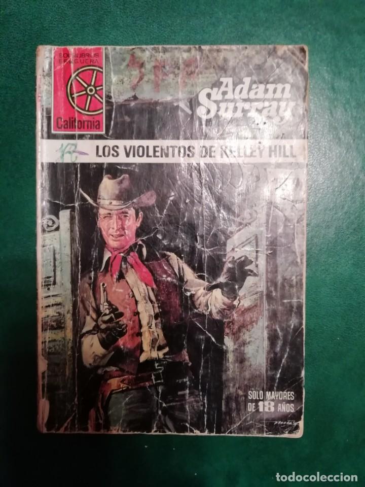 NOVELA DEL OESTE DE ADAM SURRAY (Tebeos y Comics - Ferma - Gran Oeste)