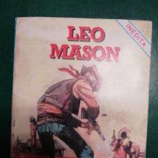 Tebeos: NOVELA DEL OESTE DE LEO MASON . Lote 191886578