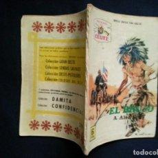 Tebeos: EL BRUJO - SENDAS DEL OESTE 289. Lote 192432177