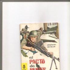 Tebeos: 1002. EDITORIAL FERMA. COMBATE. EL PACTO DE AL MUERTE. Lote 192629705