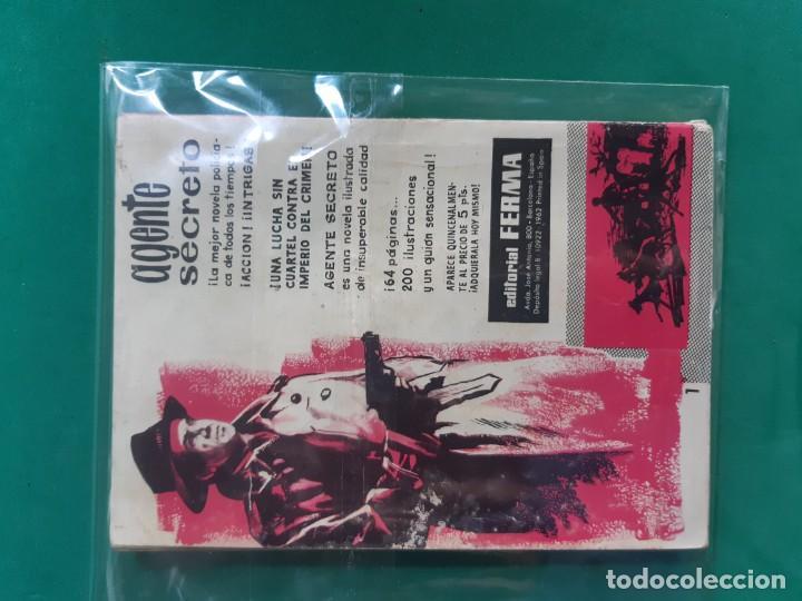 Tebeos: COMBATE Nº 1 EDITORIAL FERMA 1962 5 PTAS - Foto 2 - 192983757