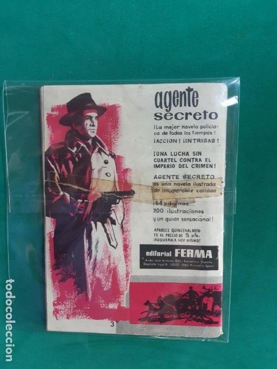 Tebeos: COMBATE Nº 3 EDITORIAL FERMA 1962 5 PTAS - Foto 2 - 192983830
