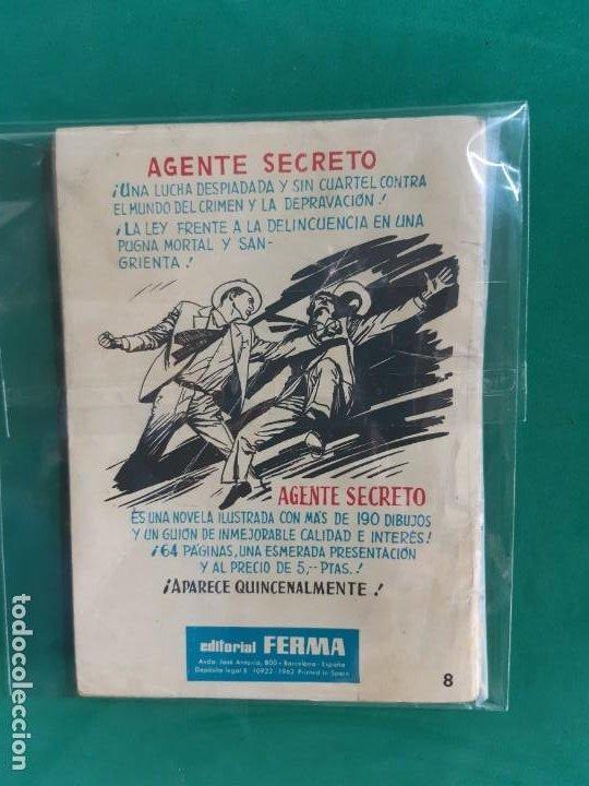 Tebeos: COMBATE Nº 8 EDITORIAL FERMA 1962 5 PTAS - Foto 2 - 192983940