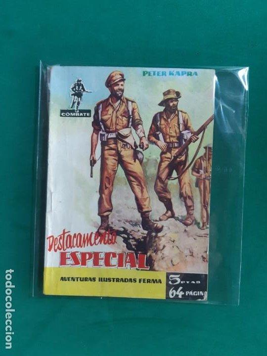 COMBATE Nº 14 EDITORIAL FERMA 1962 5 PTAS (Tebeos y Comics - Ferma - Combate)