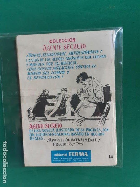 Tebeos: COMBATE Nº 14 EDITORIAL FERMA 1962 5 PTAS - Foto 2 - 192983976