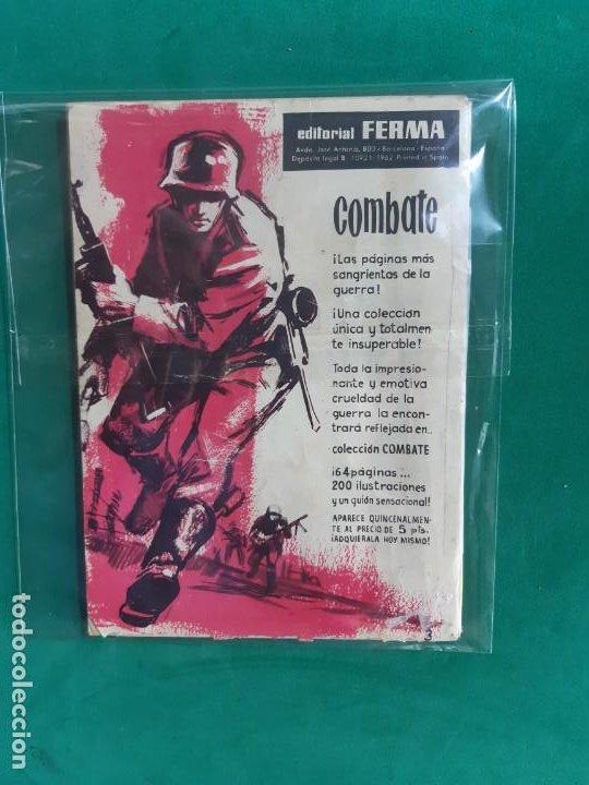 Tebeos: AGENTE SECRETO Nº 3 EDITORIAL FERMA 1962 5 PTAS - Foto 2 - 192985220