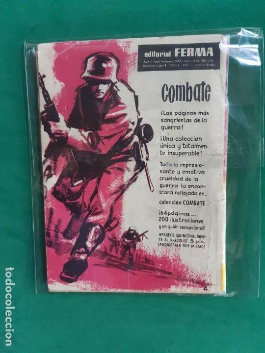 Tebeos: AGENTE SECRETO Nº 4 EDITORIAL FERMA 1962 5 PTAS - Foto 2 - 192985288
