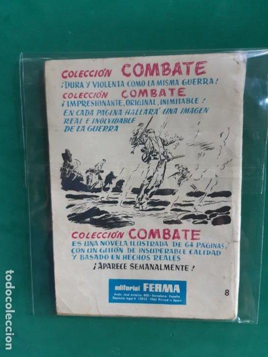 Tebeos: AGENTE SECRETO Nº 8 EDITORIAL FERMA 1962 5 PTAS - Foto 2 - 192985442