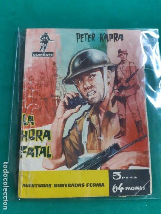 COMBATE Nº 9 EDITORIAL FERMA 1962 5 PTAS (Tebeos y Comics - Ferma - Combate)
