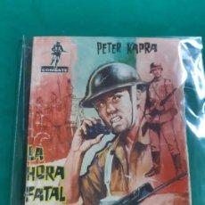 Tebeos: COMBATE Nº 9 EDITORIAL FERMA 1962 5 PTAS. Lote 192985923