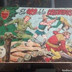 Tebeos: COMIC ROBIN HOOD EL ORO DE LOS CRUZADOS 21. Lote 193226525