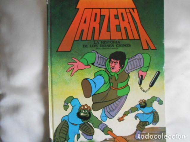 T A R Z E R I X LA HISTORIA DE LOS DIOSES CHINOS (Tebeos y Comics - Ferma - Otros)
