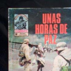 Tebeos: COMBATE-NOVELA GRÁFICA- Nº 164 -UNAS HORAS DE PAZ-1979-MUY DIFÍCIL-SOLO CORRECTO-LEAN-3087. Lote 194290691