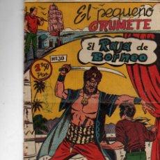 Tebeos: EL PEQUEÑO GRUMETE Nº 30 ORIGINAL. Lote 194343508