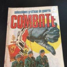 Tebeos: PRODUCCIONES EDITORIALES COMBATE NUMERO 125 NORMAL ESTADO - OFERTA 6. Lote 195005822