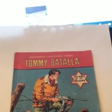 Tebeos: TOMMY BATALLA AVENTURAS ILUSTRADAS FERMA Nº 82. Lote 195312520