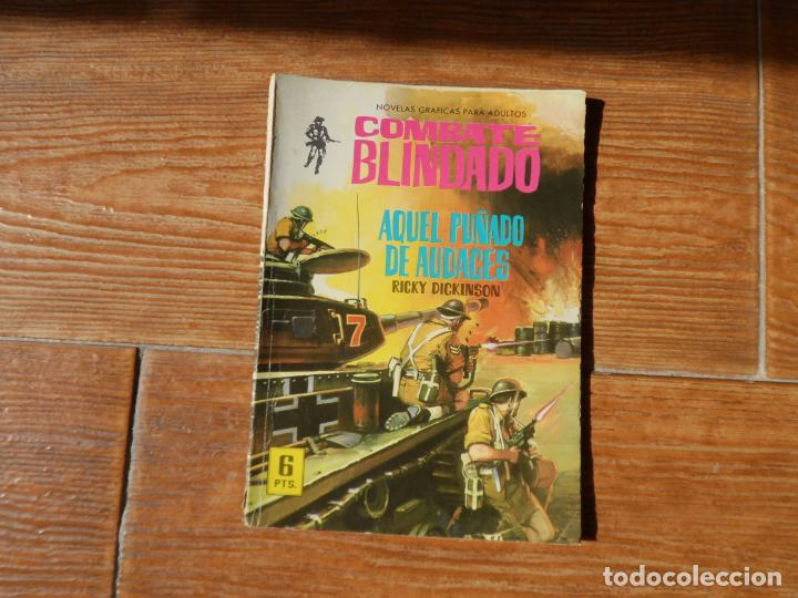 COMBATE BLINDADO Nº 137 FERMA (Tebeos y Comics - Ferma - Colosos de Oeste)