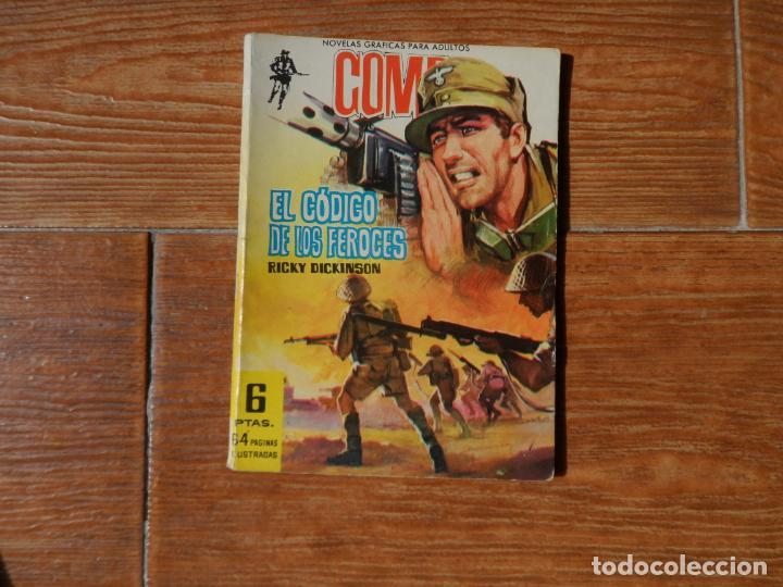 COMBATE Nº 106 EDITORIAL FERMA (Tebeos y Comics - Ferma - Combate)