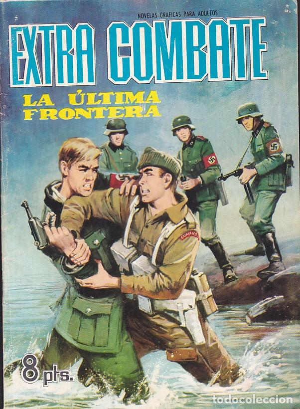 COMIC COLECCION EXTRA COMBATE Nº 46 (Tebeos y Comics - Ferma - Combate)