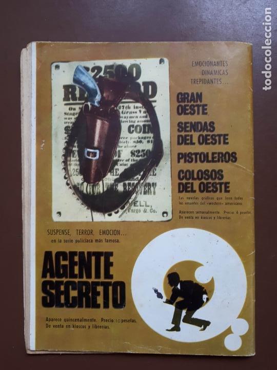 Tebeos: Extra Combate - Nº 62 - Peor que la muerte - 1965 - Foto 5 - 195969017
