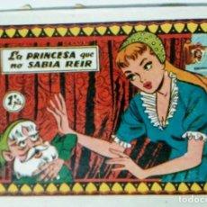 Tebeos: LA PRINCESA QUE NO SABIA REIR Nº 21 FERMA. Lote 196231157