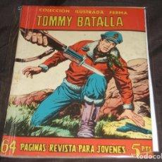Tebeos: AVENTURAS ILUSTRADAS FERMA TOMMY BATALLA # 64 64 PGS.. Lote 196672537