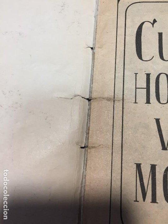 Tebeos: SERIE COMBATE EDIT FERMA CUATRO HOMBRES VAN A MORIR 16,5X24CMS - Foto 5 - 196818601