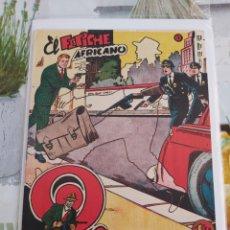 Tebeos: EL PODER INVISIBLE NÚMERO 3 MUY NUEVO. Lote 197089917