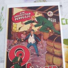 Tebeos: EL PODER INVISIBLE NÚMERO 6 ORIGINAL COMO NUEVO. Lote 197091068