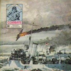 Tebeos: COMBATE- NOVELA GRÁFICA- Nº 189 -DUNKERKE -1980-EL GENIAL LUCKY MARTY-BUENO-MUY DIFÍCIL-LEAN-3273. Lote 197184062