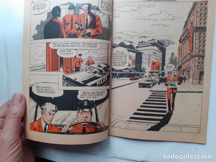 Tebeos: AGENTE SECRETO-FERMA- Nº 35 -EL HOMBRE QUE QUERÍA SER UN ASESINO-1967-GRAN ARMANDO-BUENO-LEAN-3280 - Foto 6 - 197310250