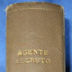 Tebeos: LOTE DE 12 NÚMEROS - AGENTE SECRETO - FERMA. Lote 197376115