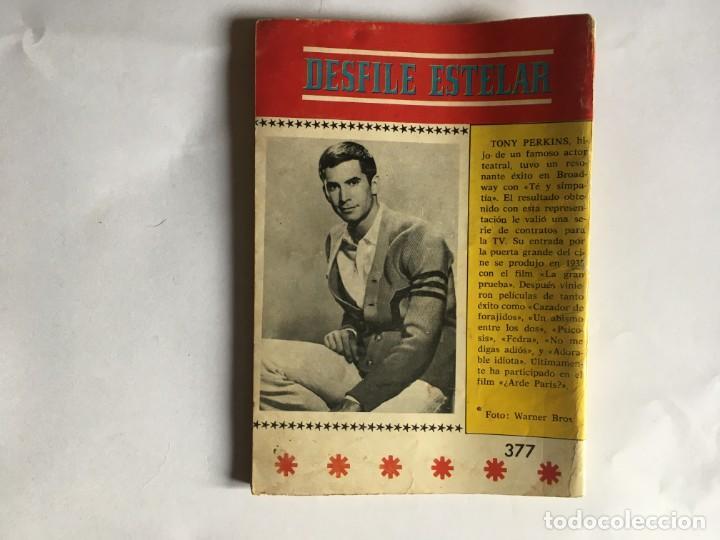 Tebeos: novela grafica coleccion damita comic serie confidencias nº377 año 1966 editorial ferma - Foto 2 - 197550471