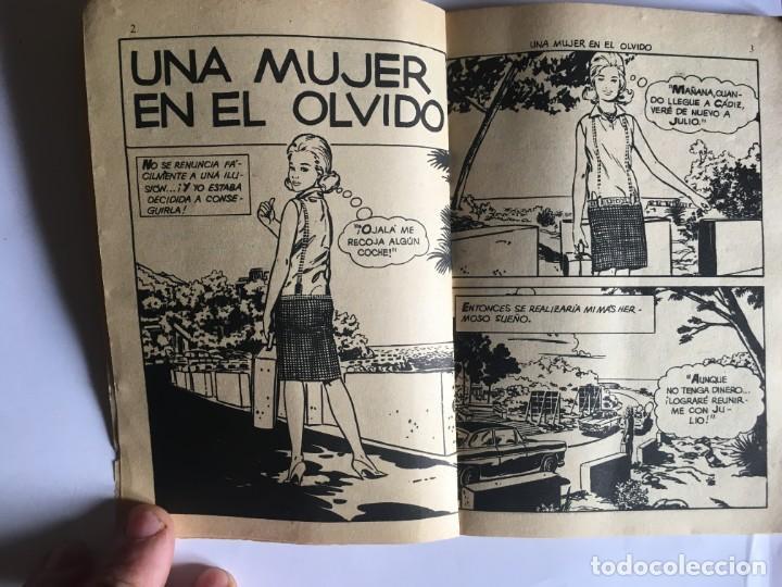 Tebeos: novela grafica coleccion damita comic serie confidencias nº377 año 1966 editorial ferma - Foto 3 - 197550471