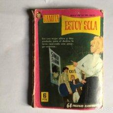 Tebeos: NOVELA GRAFICA ROMANTICA COMIC DAMITA Nº 378 AÑO 1958 EDITORIAL FERMA, VIÑETAS ILUSTRADAS. Lote 197565405