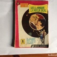 Tebeos: NOVELA GRAFICA ROMANTICA COMIC DAMITA Nº 421 AÑO 1967 EDITORIAL FERMA ,. Lote 197566160