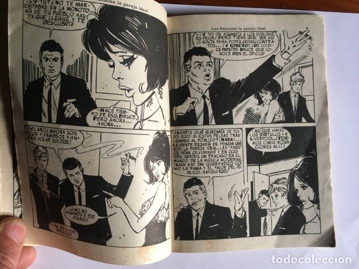 Tebeos: novela grafica romantica comic damita nº 421 año 1967 editorial ferma , - Foto 2 - 197566160
