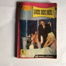 Tebeos: NOVELA GRAFICA ROMANTICA COMIC DAMITA Nº 424 AÑO 1967 EDITORIAL FERMA. Lote 197566766