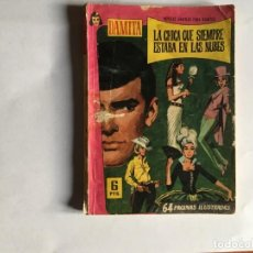 Tebeos: NOVELA GRAFICA ROMANTICA COMIC DAMITA Nº 453 EDITORIAL FERMA. Lote 197567488