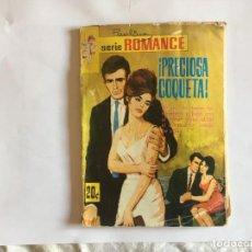 Tebeos: NOVELA GRAFICA ROMANTICA COLECCION DAMITA COMIC SERIE ROMANCE Nº 8 EDITORIAL FERMA. Lote 197645410