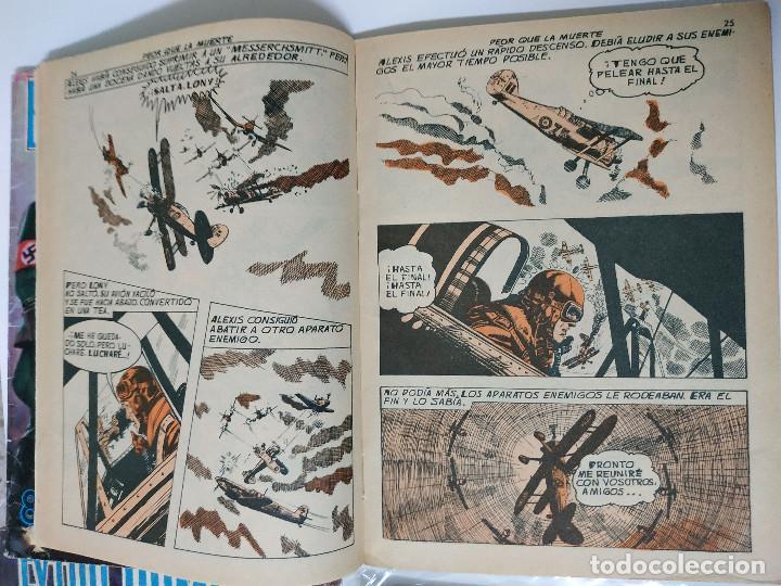 Tebeos: Extra Combate, 11 numeros 21,22, 26, 31, 36. 53, 55, 56,62, 64 y 66 - Foto 5 - 197900247