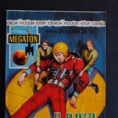 Tebeos: MEGATON Nº 14 - EL PLANETA PROHIBIDO - EDITORIAL FERMA. EXCELENTE ESTADO. Lote 198898603