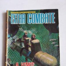Tebeos: EXTRA COMBATE - A LOMOS DE LA MUERTE. Lote 198912706