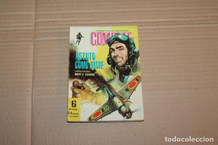 COMBATE Nº 112, NOVELA GRÁFICA, EXCLUSIVAS FERMA (Tebeos y Comics - Ferma - Combate)